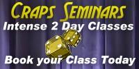 Craps Seminars