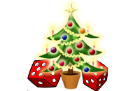 Picture of Christmas Tree and Presents