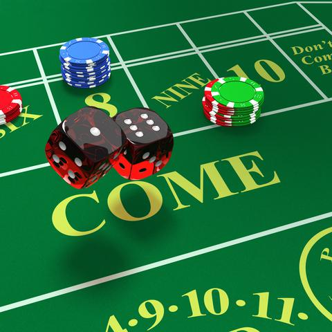 Golden touch craps betting strategy college football betting podcast