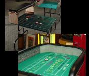 Craps Practice Table Photo