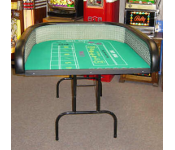 Half craps table