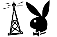 Playboy Radio Network Logo