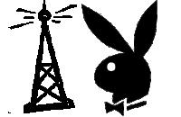 Playboy Radio Network Logo